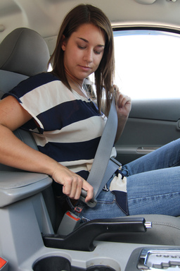 Teen girls are twice as likely to put off getting their license for safety reasons.