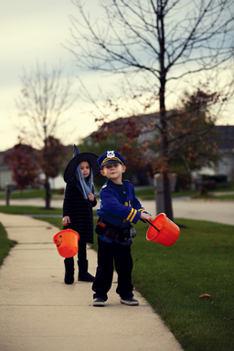 State Farm and Sperling's BestPlaces encourage responsible driving every day of the year, and especially this Halloween as costumed children fill the streets