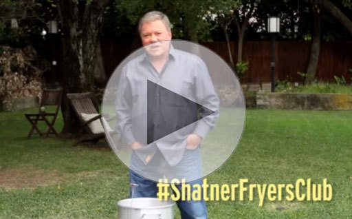 State Farm and William Shatner Present Eat, Fry, Love: A Cautionary Remix