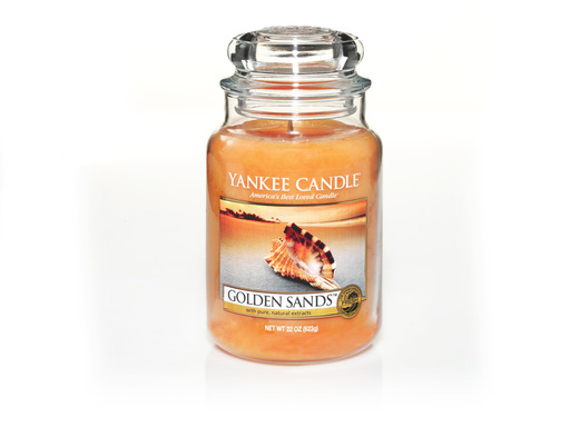 NEW Golden Sands™ by Yankee Candle