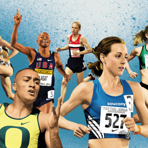 Get all the information you need on the U.S. Olympic Track & Field Trials
