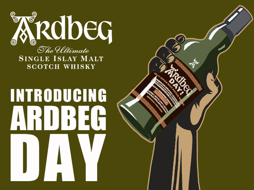Introducing Ardbeg Day!