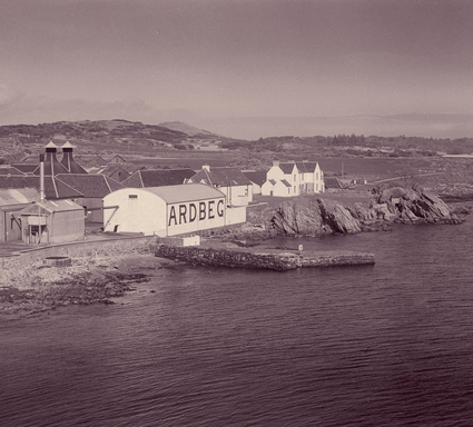 Ardbeg Distillery - Islay, Scotland