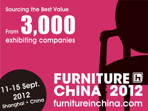 One of the Biggest furniture shows in the world