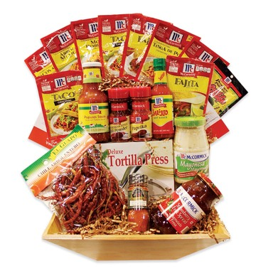 McCormick Fiesta Bundle for authentic Hispanic flavors