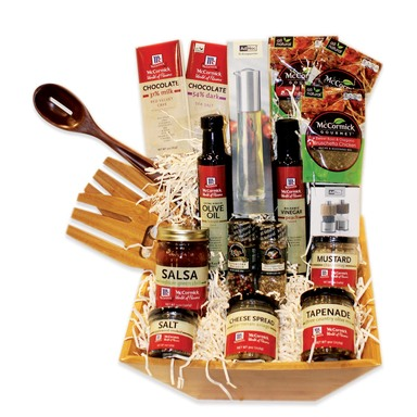 McCormick Gourmet Deluxe for the foodie on your list