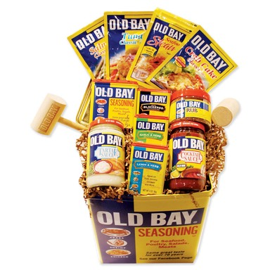 OLD BAY Lovers Gift Tin
