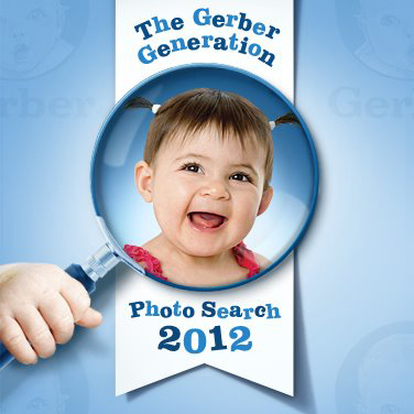 Enter now through Aug. 26 on Facebook.com/Gerber!