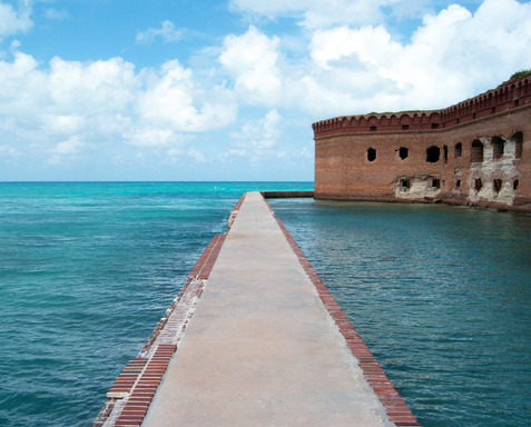 Laura McElroy, Dry Tortugas National Park