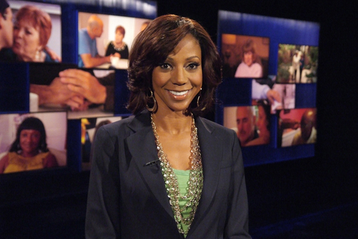 Holly Robinson Peete, Your Turn To Care Host