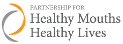 Healthy Mouths Healthy Lives logo