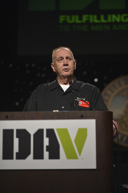 Larry Polzin elected as DAV National Commander.