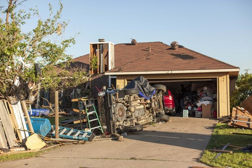 The devastation after a tornado reminds everyone of the importance of being prepared for a disaster