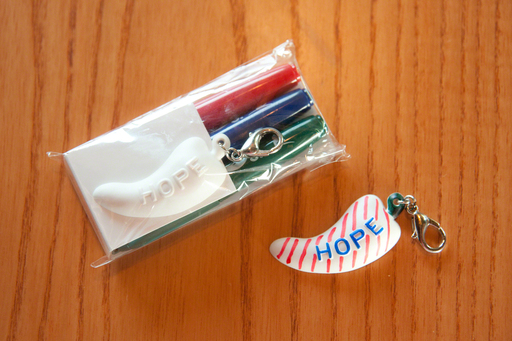 Create-A-Pepper Zipper Pulls