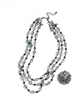 Avon Shimmer Bead Convertible Necklace from the Forever Selected by Paula Abdul collection