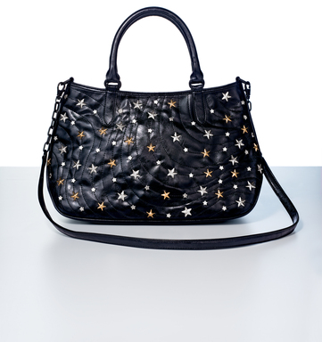 Avon Star Studded Bag from the Forever Selected by Paula Abdul collection