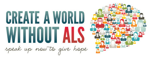 Create A World Without ALS logo