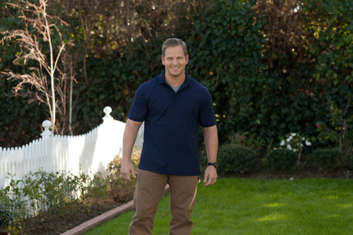 Jason Cameron, licensed contractor and TV host, stars in TruGreen's fall ''Grow Curb Appeal'' webisode, featuring simple tips for improving your home's outer charm.