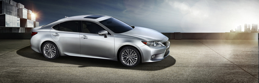 Lexus ES Marketing Campaign