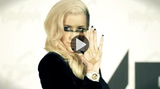 Ke$ha Launches Baby-G Watch with Special Concert.