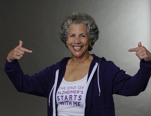 Alzheimer's Association National Early-Stage Advisor Myriam Marquez is advocating for a cure and living life to the fullest.