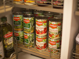 Del Monte Vegetables and Tomatoes are always stocked in the Brit + Co pantry as essential staples for any home chef.