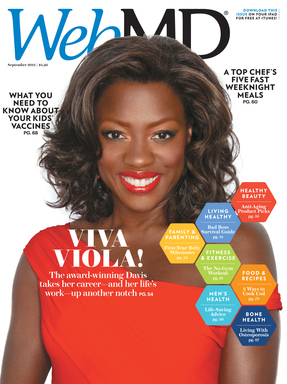 The  NEW WebMD the Magazine provides consumers with health and wellness content when and where they prefer.