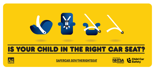 Child Car Safety Outdoor PSA