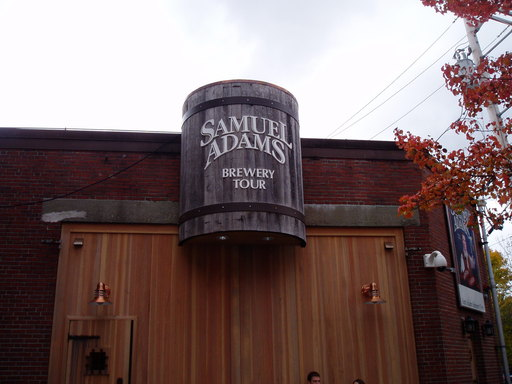 Samuel Adams Brewery in Boston, Mass. is among TripAdvisor's list of top U.S. brewery tours. (A TripAdvisor traveler photo)
