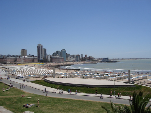 TripAdvisor Travelers' Choice Destinations on the Rise awards named Mar del Plata, Argentina the top spot in the world. (A TripAdvisor traveler photo)