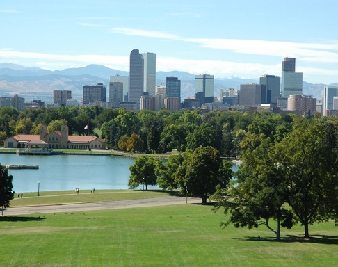 Denver, Colorado is a top spot in the U.S., according to TripAdvisor Travelers' Choice Destinations on the Rise awards. (A TripAdvisor traveler photo)