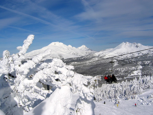 The TripAdvisor TripIndex Ski reveals Bend, Oregon offers great value for a North American ski getaway. (A TripAdvisor traveler photo)