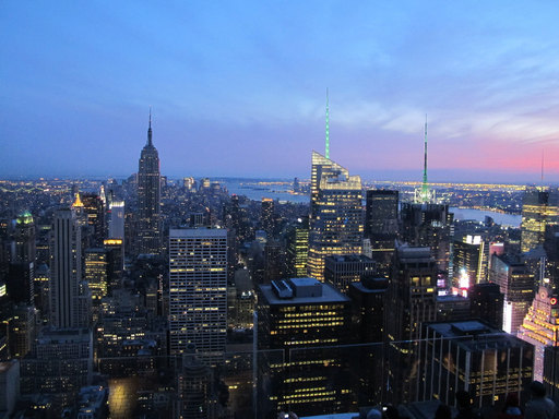 New York City is the top U.S. destination travelers will visit during the December holidays, according to a recent TripAdvisor survey. (A TripAdvisor traveler photo)