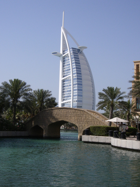 Dubai was ranked third best city for shopping and best taxi service. (A TripAdvisor traveler photo)