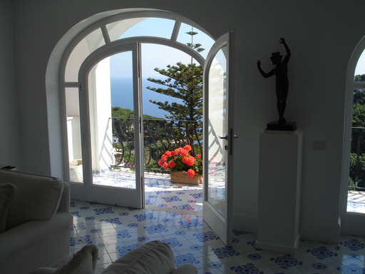 #2 Most Romantic Hotel in the World – La Minerva, Capri, Italy (A TripAdvisor traveler photo)