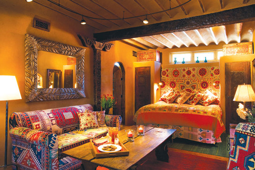 #3 Most Romantic Hotel in the U.S. – Inn of the Five Graces, Santa Fe, New Mexico (A TripAdvisor traveler photo)