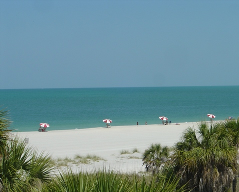 Fort De Soto Park in Tierra Verde, Florida is among the top beaches in the U.S., according to the 2013 TripAdvisor Travelers' Choice Beaches Awards.
