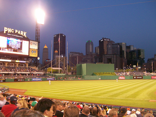 PNC Park in Pittsburgh, Pennsylvania is the top ballpark in the U.S., according to TripAdvisor. (A TripAdvisor traveler photo)