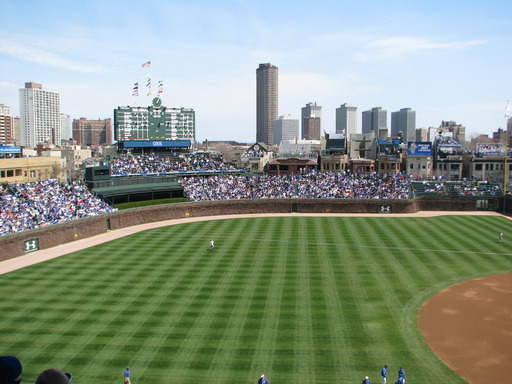 Wrigley Field in Chicago, Illinois is one of the top U.S. ballparks, TripAdvisor announces. (A TripAdvisor traveler photo)