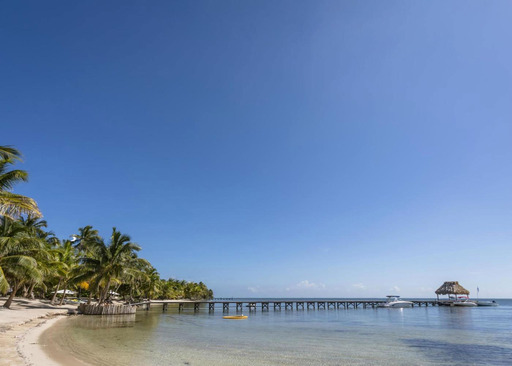 The top island in the world is Ambergris Caye in Belize, according to the TripAdvisor 2013 Travelers' Choice Islands awards. (A TripAdvisor traveler photo)