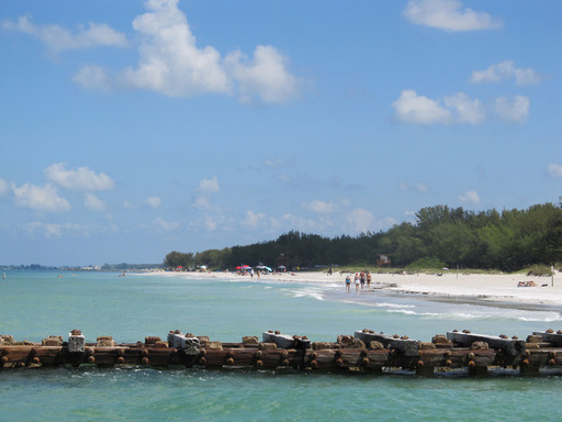 The TripAdvisor 2013 Travelers' Choice Islands awards named Anna Maria Island in Florida among the top 10 islands in the U.S. (A TripAdvisor traveler photo)