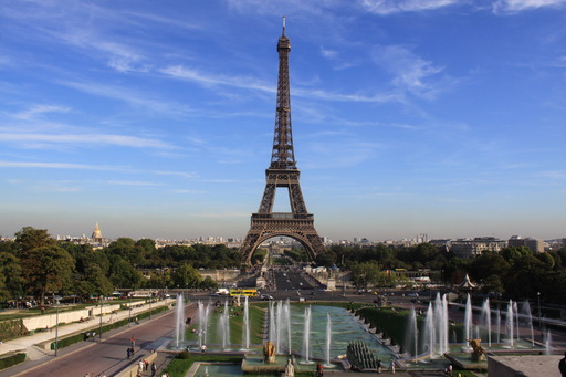 Paris, France is the #1 city in the world, according to the 2013 TripAdvisor Travelers' Choice Destinations awards. (A TripAdvisor traveler photo)