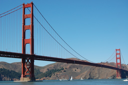 The 2013 TripAdvisor Travelers' Choice Destinations awards ranked San Francisco the #2 destination in the U.S. and #7 in the world. (A TripAdvisor traveler photo)