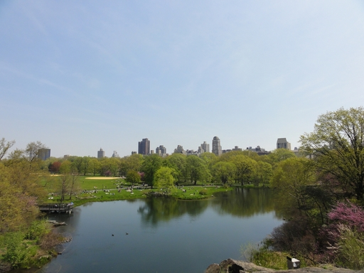 The 2013 TripAdvisor Travelers' Choice Attractions named Central Park in New York City the #1 park in the U.S. and #2 in the world. (A TripAdvisor traveler photo)
