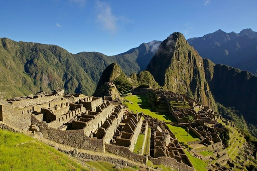 The 2013 TripAdvisor Travelers' Choice Attractions named Machu Picchu the top landmark in the world. (A TripAdvisor traveler photo)