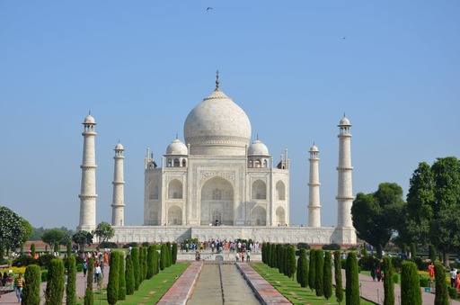The Taj Mahal is among the top landmarks in the world, according to the 2013 TripAdvisor Travelers' Choice Attractions. (A TripAdvisor traveler photo)