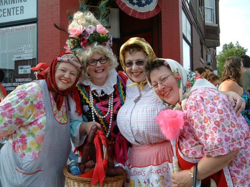 Among the TripAdvisor list of wacky summer events is the Pierogi Fest in Whiting, Indiana. (Photo: The Whiting-Robertsdale Chamber of Commerce)