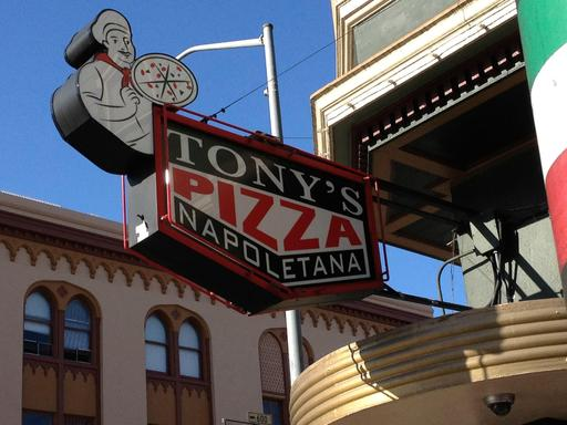 Among the top U.S. cities for pizza is San Francisco, according to TripAdvisor travelers. (A TripAdvisor traveler photo)