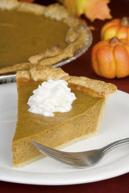 Pumpkin pie is the favorite fall treat for Americans, according to TripAdvisor survey. (A TripAdvisor traveler photo)