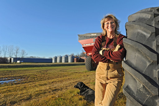 Theresia Gillie, Gillie Grain, producer perspective.